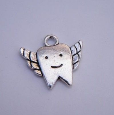 Tooth Fairy Personalised Keyring - Elegance Style